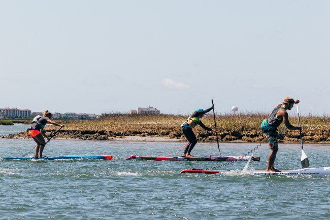 Annabel Anderson and Fiona Wyde Carolina Cup Starboard
