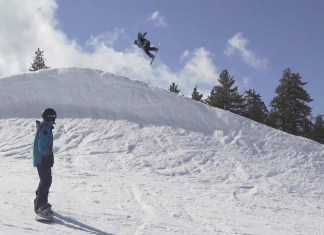Ciao Vaz No Summer snowboard video
