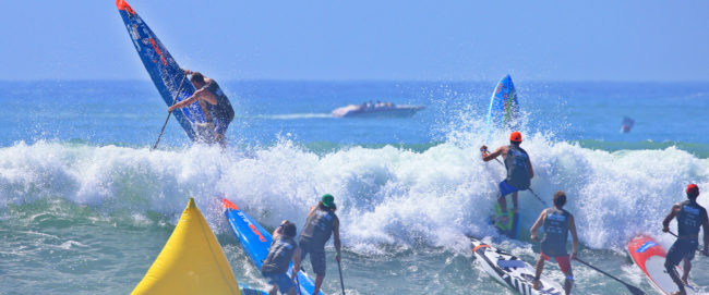 2016 Hammer Buoy Pacific Paddle Games