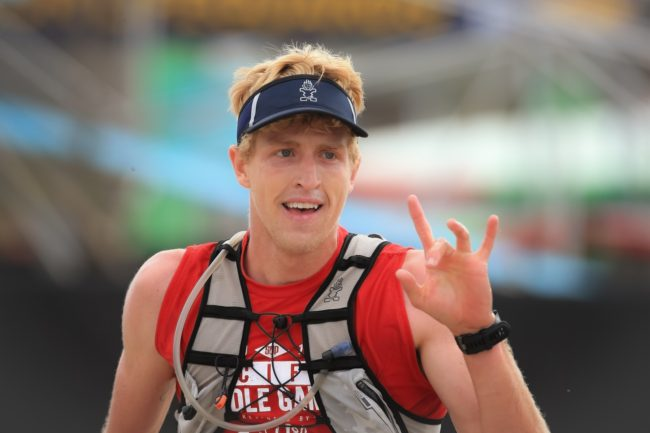 Connor Baxter Starboard Pacific Paddle Games 2017 winner