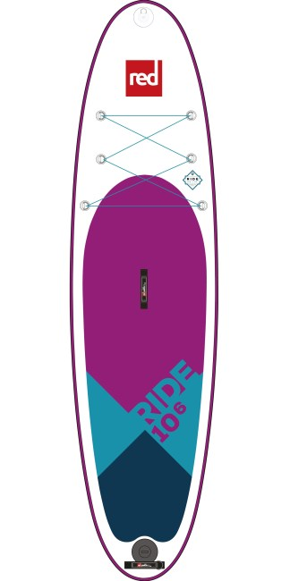 Red Paddle Co Special Edition 10'6 purple