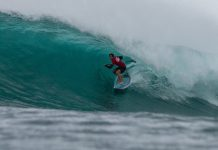Benoit Carpentier APP World Tour Sunset Beach Pro Oahu