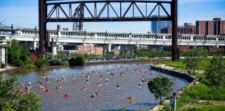 Kentucky Watermans series blazing paddles cleveland ohio