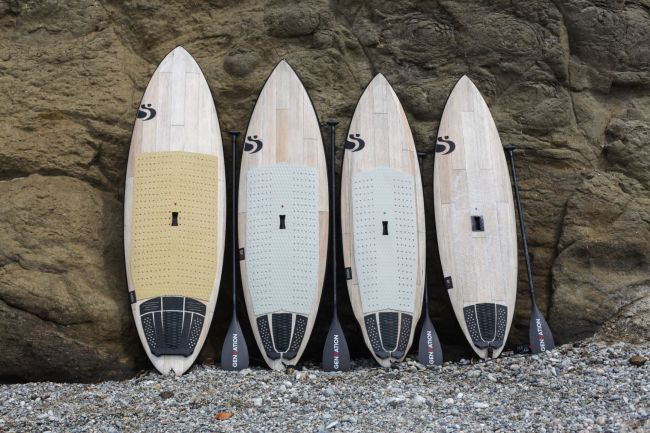 GenRation new SUP board lineup