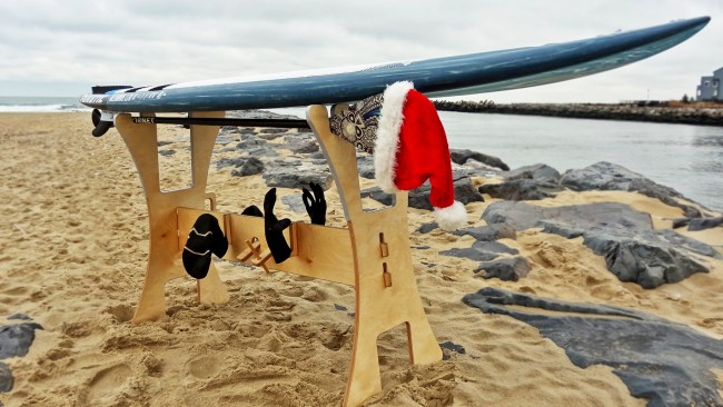 Rack Labs Stand Up Paddle board horse holiday special