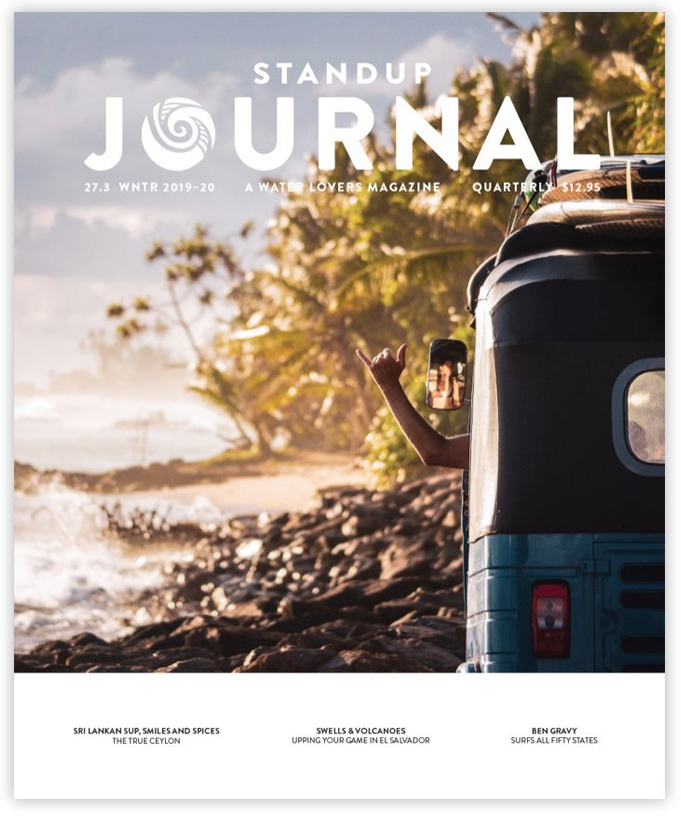 Standup Journal Winter Issue print magazine