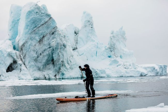Fanatic SUP the great route Michael Walther Daniell Bohnhoff