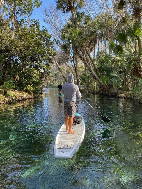 Tom Taylor Florida SUP Oneill product review jacket