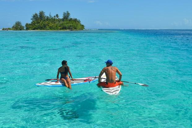 Tahiti by Mat Fouliard