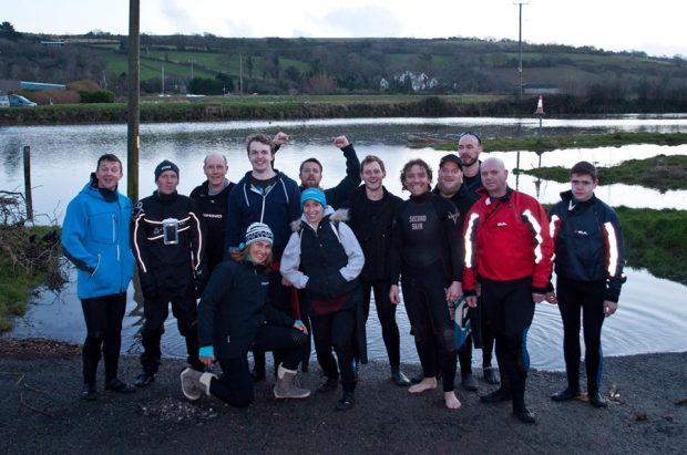 Central SUP team two