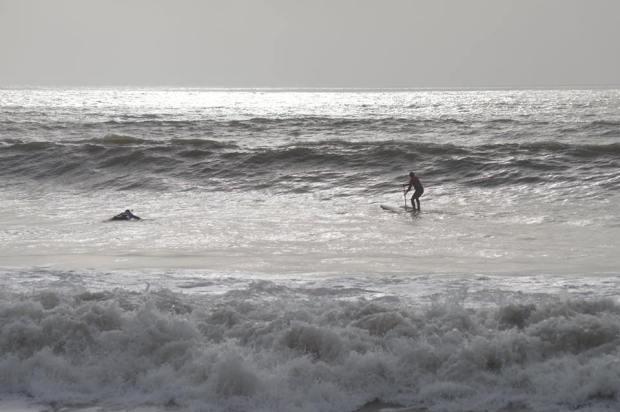 South coast SUP surf classic