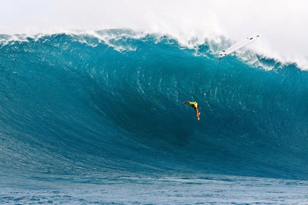 Grant Twiggy Baker's epic wipeout