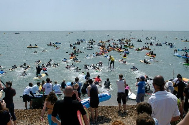 Paddle Round the Pier 2016