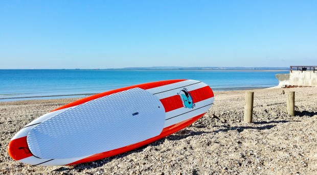 Freshwater Bay Paddleboard Co beach profile
