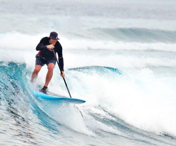 Pete Cockill Maldives Surf 1