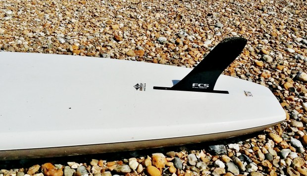 BIC Cross fin configuration