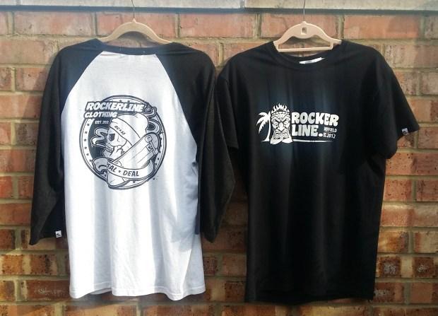 Rockerline Ts