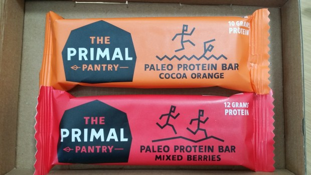 Primal Pantry protein bars