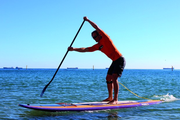 Gibraltar from a (stand up paddle) board – 'SUP Rock' – SUP Mag UK