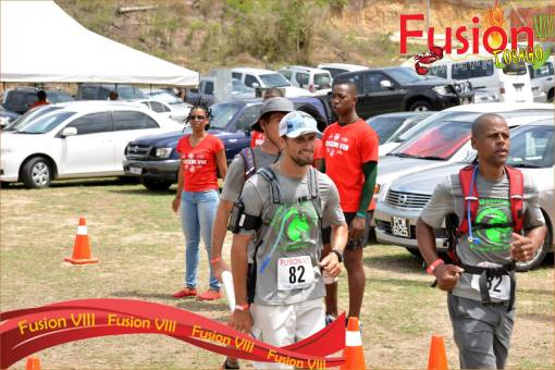 Fusion Adventure Race 2014 – 4th across the finish line!