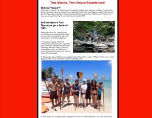Soft Adventure Tobago