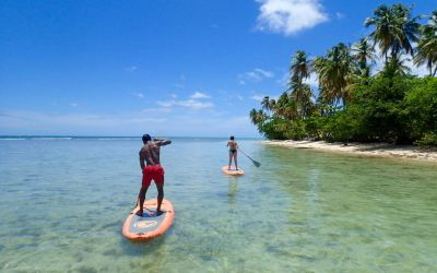 Adventures in Stand Up Paddling