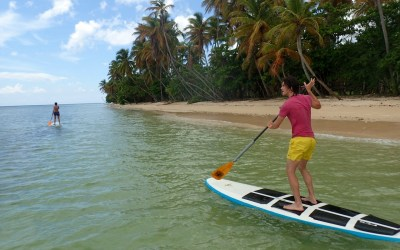 Stand Up Paddle Lessons are 50% off