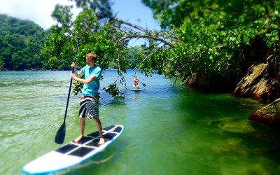 Full Day Stand Up Paddle Adventure