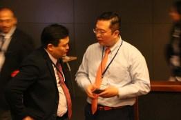 Dr. Park with Dr. Daniar Osmanov