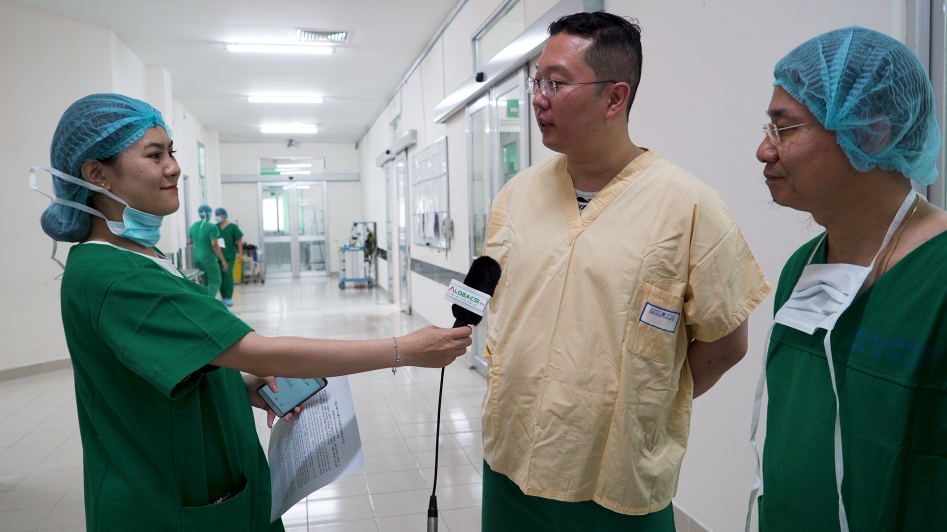 Dr. Park Penile Implant Surgery Interview Vietnam