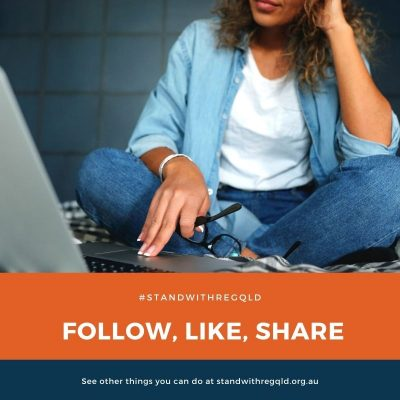 Follow, like and share our social media pages