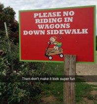 cool-warning-sign-cartoon-girl-wagon