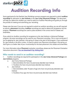 2017 Audition Recording Instructions PDF (for website) - JI
