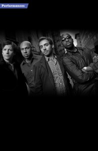 Joshua Redman with Aaron Parks, Matt Penman, and Eric Harland: James Farm
