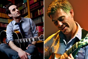 Guitar Night with Julian Lage and Peter Bernstein
