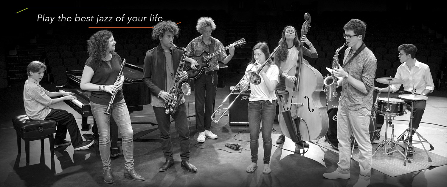 Stanford Jazz – Play the best jazz of your life
