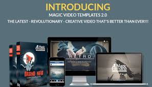 magic video templates review and bonuses