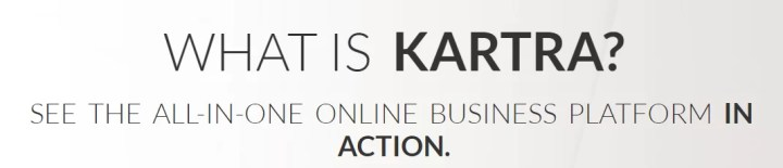what is kartra software