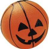 pumkin basket ball