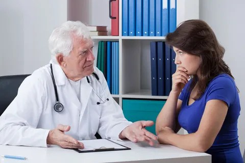Physician fear of death
