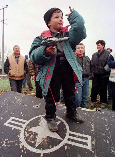 """Сбитый старой советской ракетой новейший американский """"Стелс"""" поверг в шок генералов НАТО. Фото: REUTERS"""