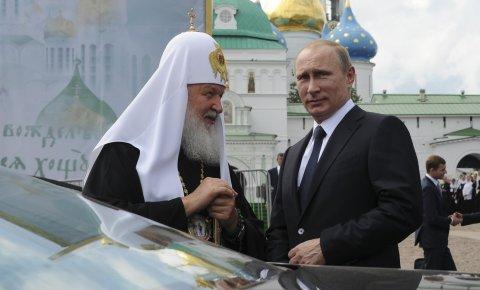 Споменик ће открити руски патријарх Кирил