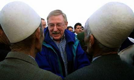 Вилијам Вокер (Извор: Косово.нет)