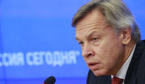 Алексеј Пушков (© Photo: RIA Novosti/Natruskin)