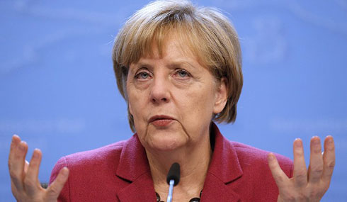 Ангела Меркел (© Photo: REUTERS/Christian Hartmann)