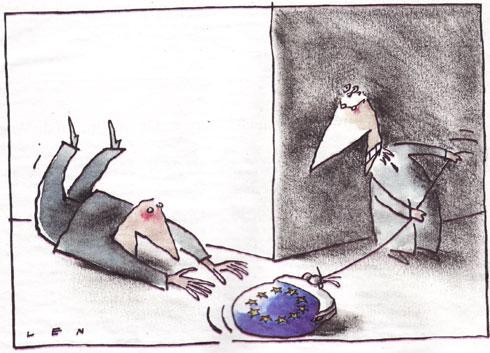 Кандидат за ЕУ (Извор: Холандски Trouw, 18. 2. 2015)