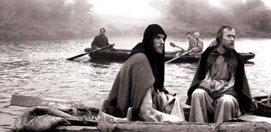 """Сцена из филма """"Андреј Рубљов"""""""