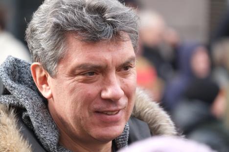 Борис Немцов је заузимао важно место у политичком животу Русије 1990-их и 2000-их. Фотографија: Иља Шчуров