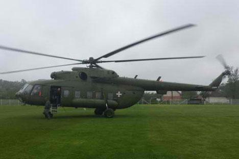 Helikopter-Mi-17