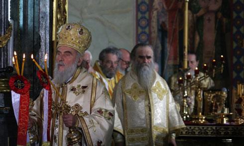 Одлуке на мајском сабору: Патријарх Иринеј са архијерејима